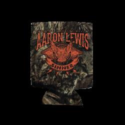 Aaron Lewis Camo Coolie- Eagle