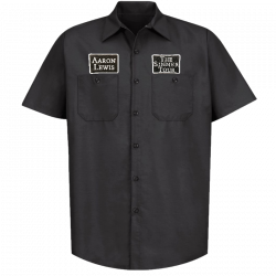 Aaron Lewis Workshirt