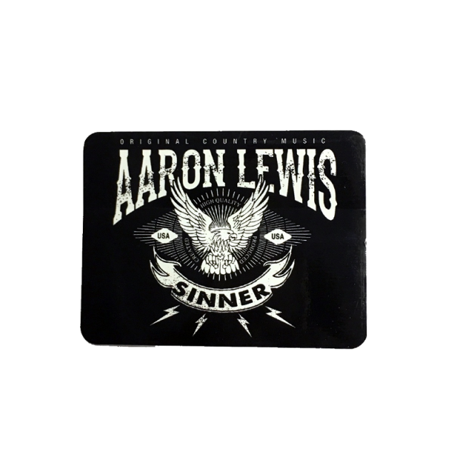 Aaron Lewis Sinner Sticker